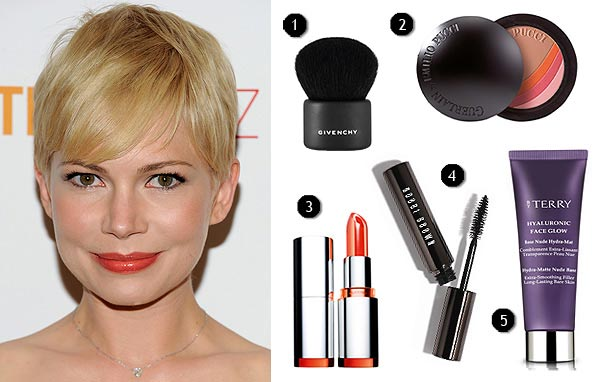 Consigue el 'look' de... Michelle Williams