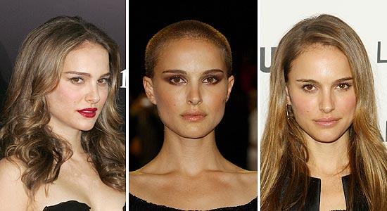 Quieres ver todos los cambios de look de Natalie Portman