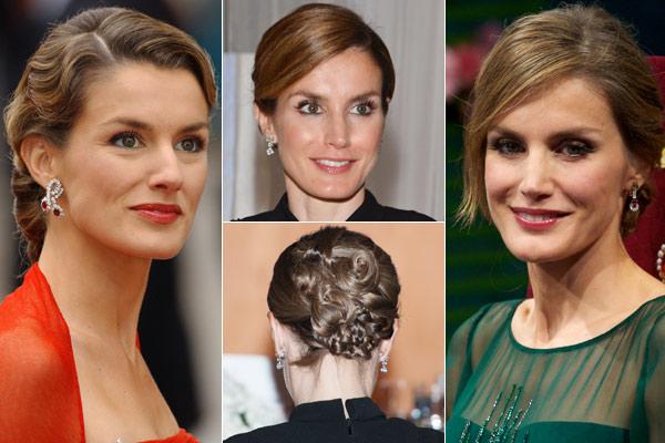 Peinados Para Una Futura Reina - Ver-recogidos-de-pelo