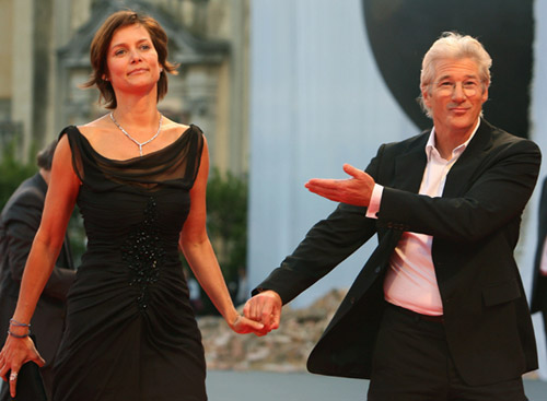 Richard gere y carey lowell el fin de un matrimonio richard gere y carey lowell voltagebd Choice Image