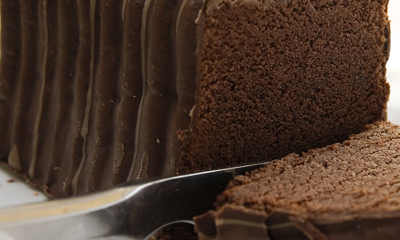 Bizcocho de chocolate con yogur: un postre delicioso con una textura perfecta
