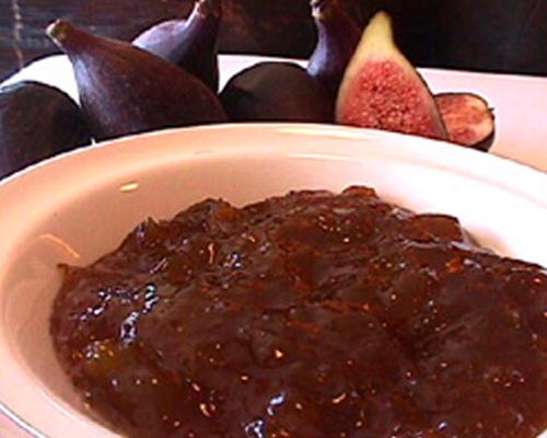 mermelada de higos casera