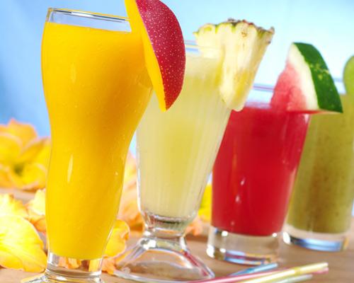 Recetas refrescantes: ¿te apetece un zumo de fruta?