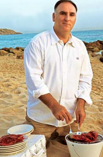 Cocina De Verano Un Picnic Marinero Con José Andrés