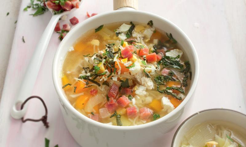 Platos de cuchara: ¡Mi reino por una sopa!