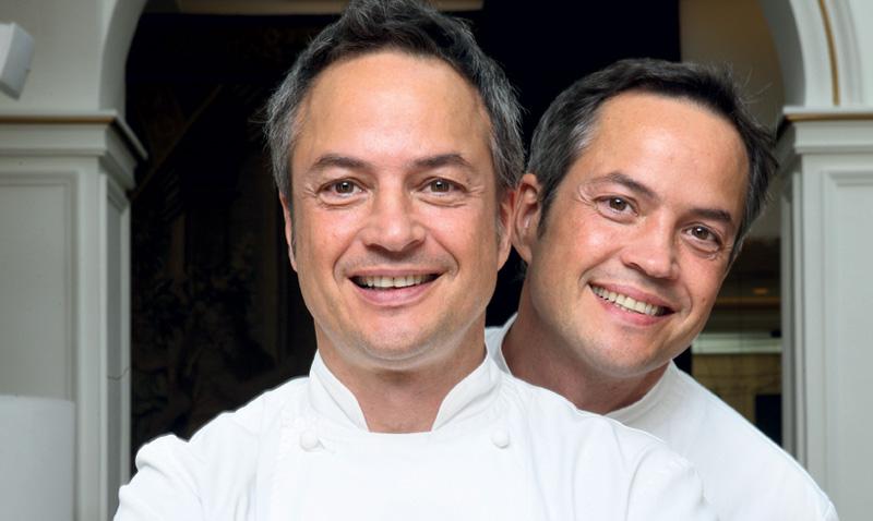 Los hermanos Torres, estrellas de los fogones… ¡y de nuestro nuevo 'Especial Cocina'!