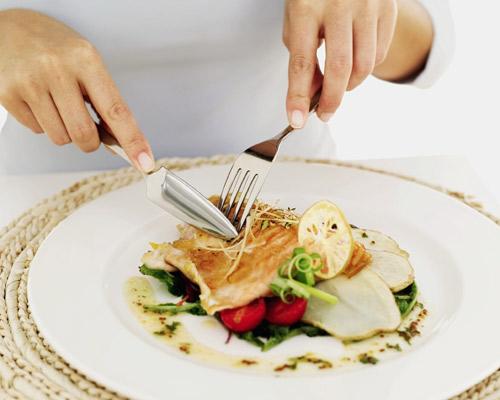 importancia de una dieta saludable de bajo iguales