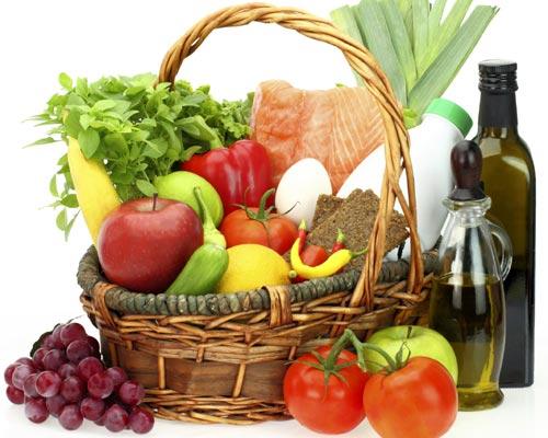 que se debe comer en una dieta equilibrada