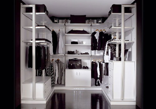 La belleza est en el interior de tu vestidor