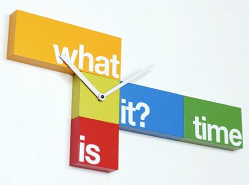 Diseño y funcionalidad: Relojes de pared