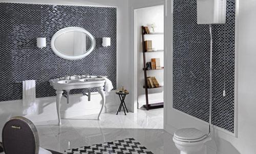 Cuatro estilos, cuatro baños diferentes