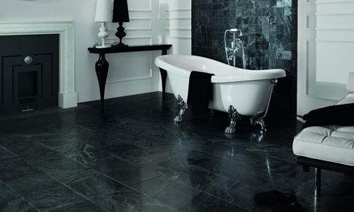 Bañeras exentas: diseño en el cuarto de baño