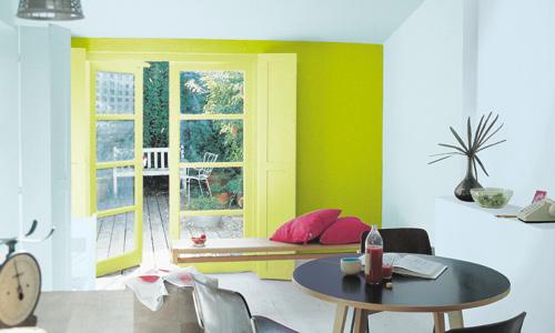 Renueva tu hogar pintando las paredes