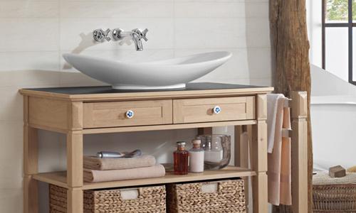 Lavamanos modernos, elegantes y muy versátiles