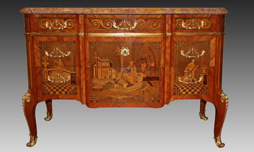 arte tribal y muebles antiguos, en la brafa 2014 - Muebles Antiguos