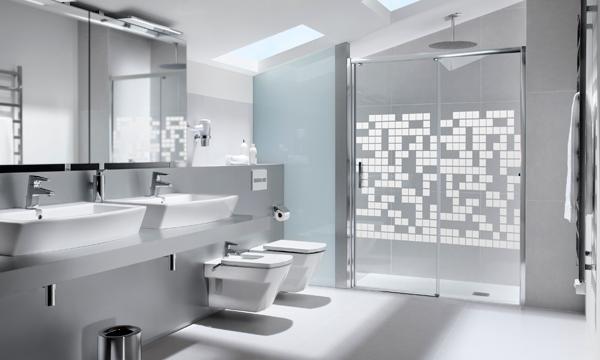 Mamparas: color, estilo y buen gusto para el cuarto de baño
