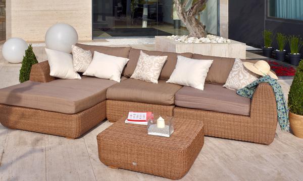 Mobiliario para el jardín: Viste y disfruta de tu jardín en Semana Santa