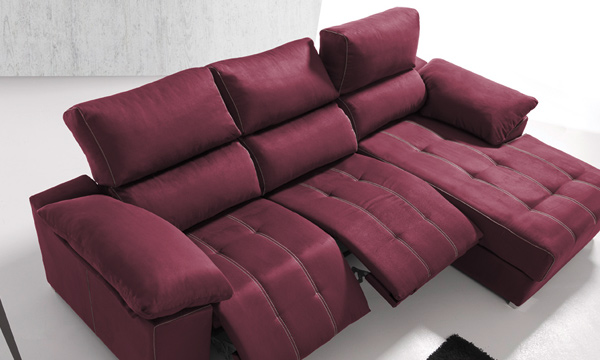 Sofás reclinables: la vida es cómoda