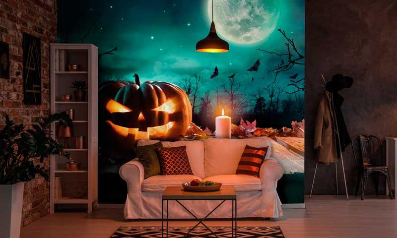 Ideas con estilo para decorar tu casa la noche más terrorífica del año