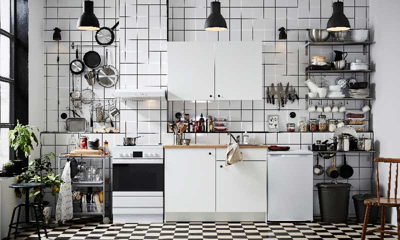 decoracin cocinas estas son las 15 mejores ideas para hacer crecer los metros de tu cocina - Decoracion Cocinas