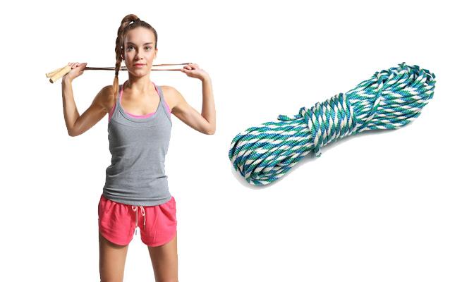 ejercicios para adelgazar saltar a la comba