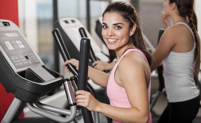 Como bajar de peso con la bicicleta eliptica