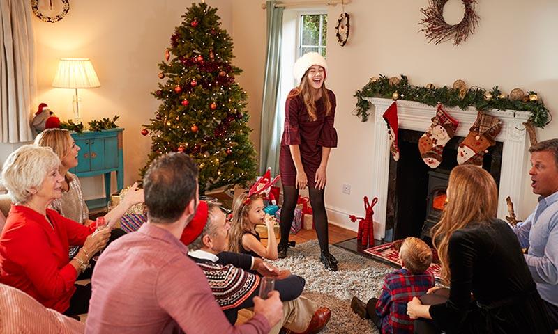 Navidad Hola Com