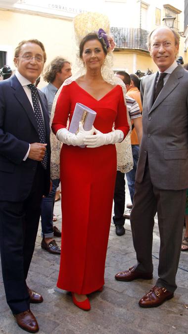 Vestidos de madrinas de bodas famosas