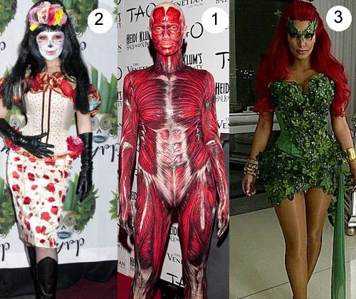 Ganadora Del Mejor Disfraz De Halloween - El-mejor-disfraz-para-halloween