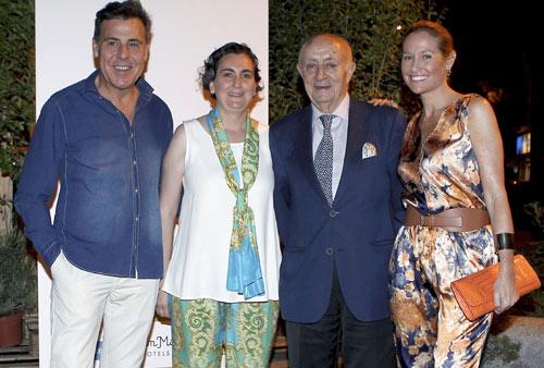 Noche de premios, una divertida cena… ¿Dónde estuvieron Fiona Ferrer y Silvia Casas?