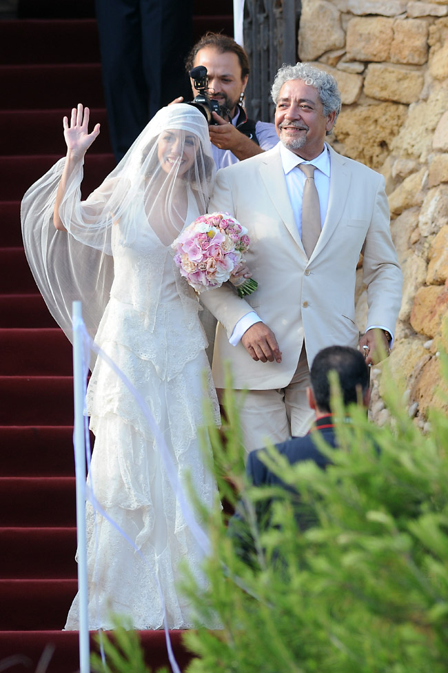 Vestido boda mujer iniesta
