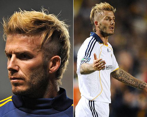 Por Que Se Corta El Pelo David Beckham - Cresta-pelo
