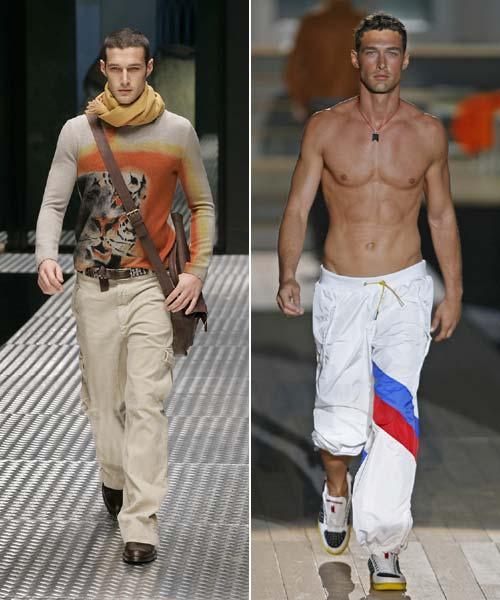 Hoy se inaugura MFShow Men, la primera pasarela dedicada íntegramente a la moda masculina en España