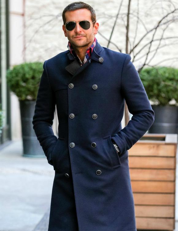 Abrigo vestir hombre