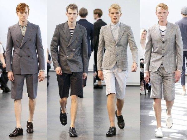 ¿Es el esmoquin con pantalón corto una tendencia de moda  49a2350293bc
