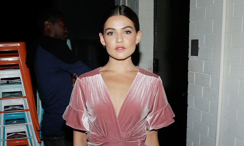 Los 5 'looks' de Danielle Campbell que conquistaron la New York Fashion Week