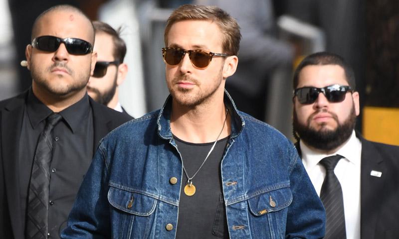 Ryan Gosling y otras 'celebs' te convencerán de llevar un collar (¡o más!)