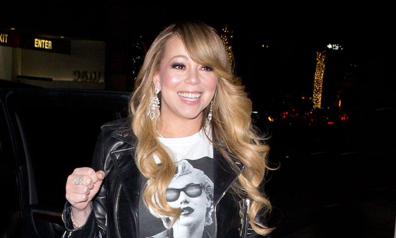 Mariah Carey y el homenaje 'fashion' a Marilyn Monroe