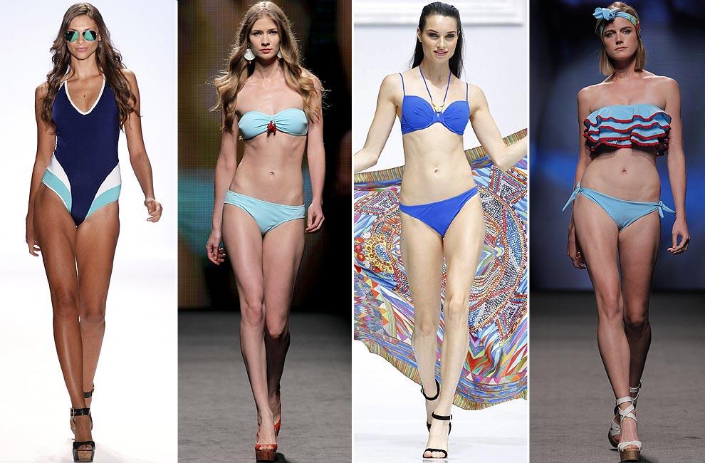 ¡Adelántate al verano! 7 tendencias en moda de baño para 2014