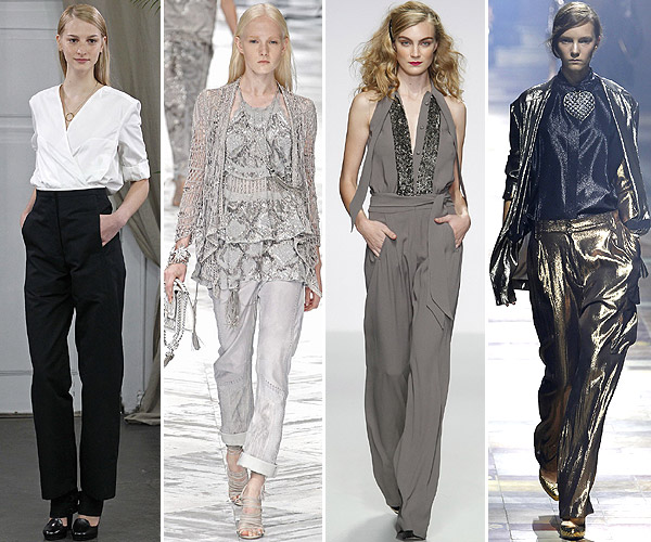 Trucos De Moda 5 Estilos Para Llevar Pantalones En Una Fiesta