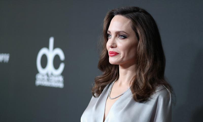 El vestido que ha unido a Angelina Jolie y a Georgina Rodríguez