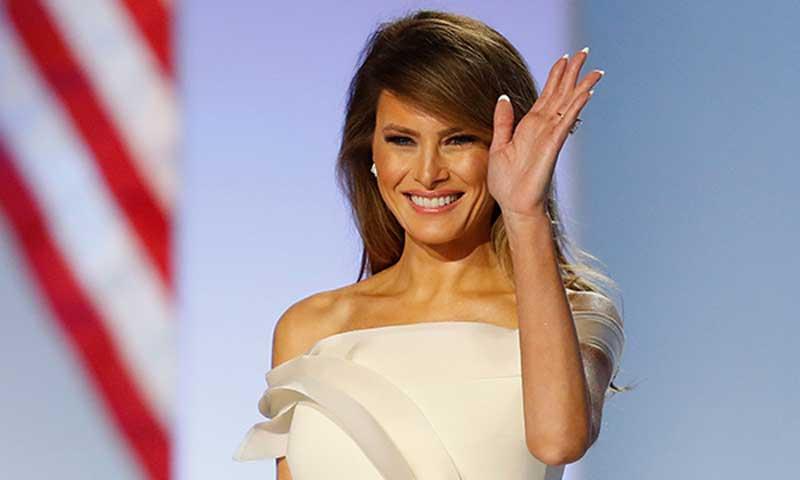 El diseñador favorito de Melania Trump creará 12 vestidos exclusivos