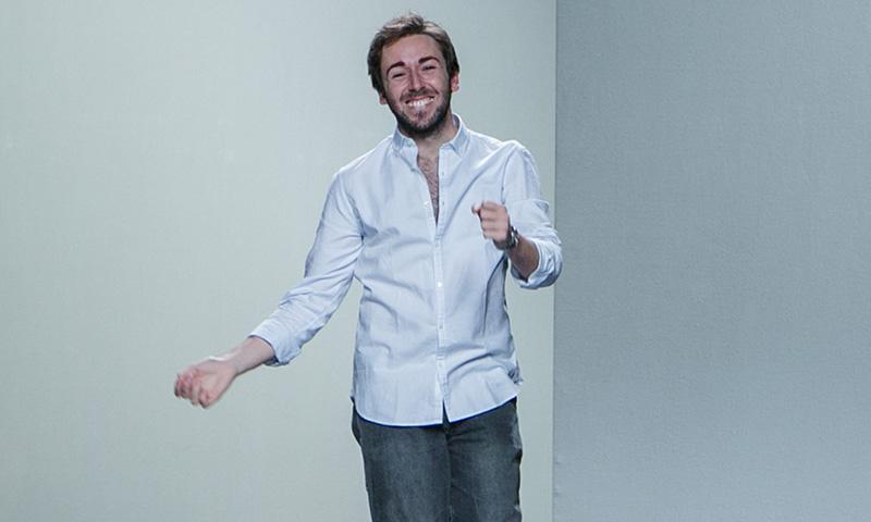 La reacción de Daniel Rabaneda tras fichar como director creativo de Ángel Schlesser