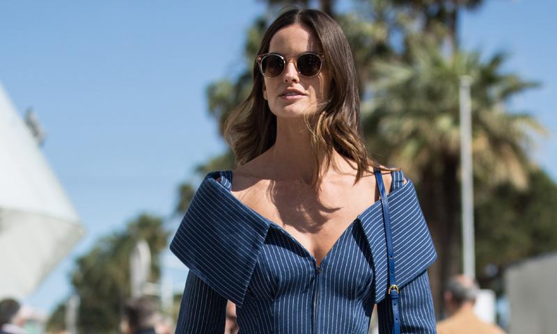 Cannes de día: las mejores ideas de 'street style' vistas en la Croisette