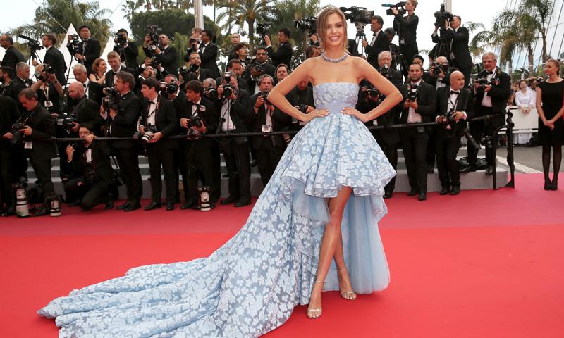 Cannes 2018: cuando la alfombra roja se convierte en la gran pasarela de la moda