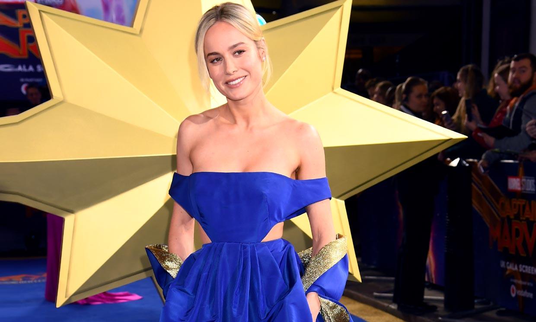 Brie Larson y el misterio que esconden los looks de la nueva 'supermujer' de Hollywood