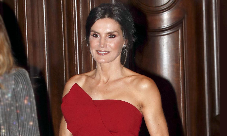 Las combinaciones ganadoras y estrenos de la Reina en su viaje a Argentina