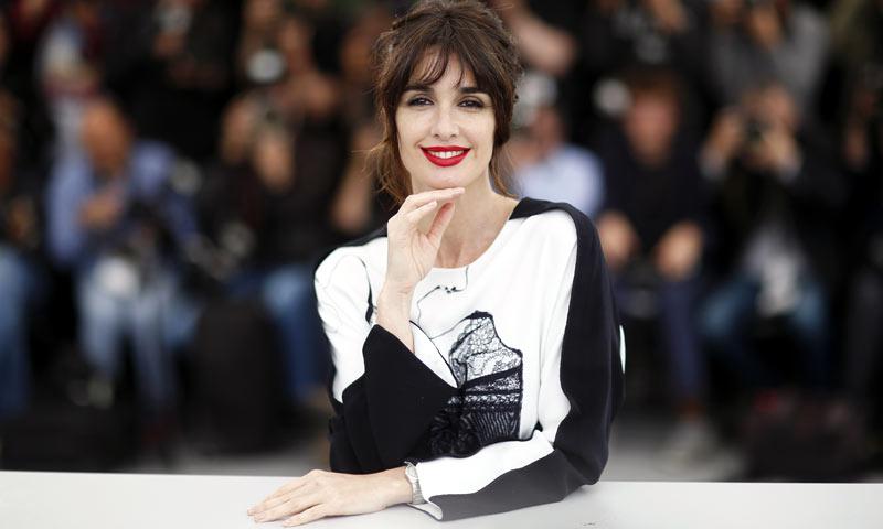 Paz Vega en Cannes o el triunfo de la tendencia lencera 'a la española'