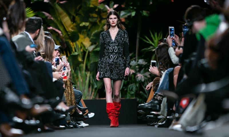 El notición que acompaña a las novedades de la próxima edición de Fashion Week Madrid