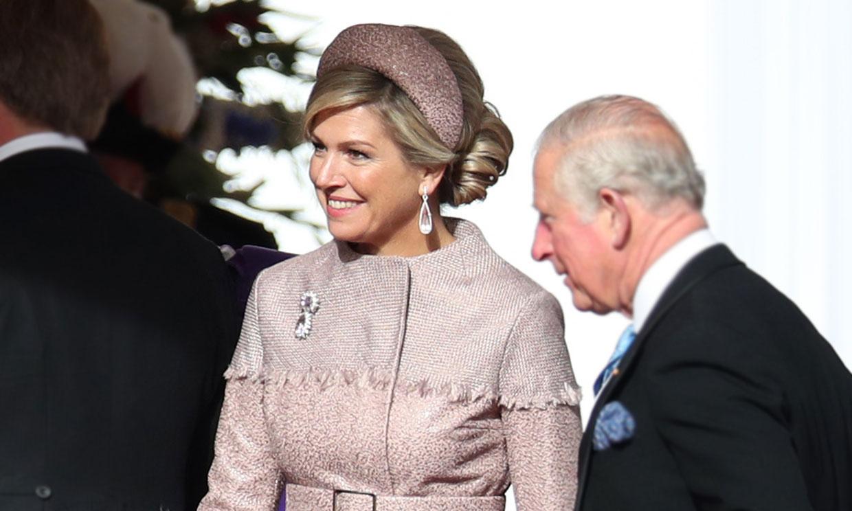 Con lentejuelas como Máxima o de Zara como Kate: así llevan las 'royals' sus diademas